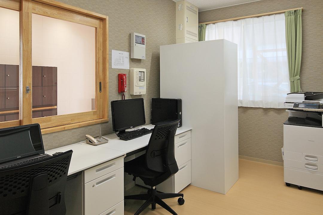 事務室の画像