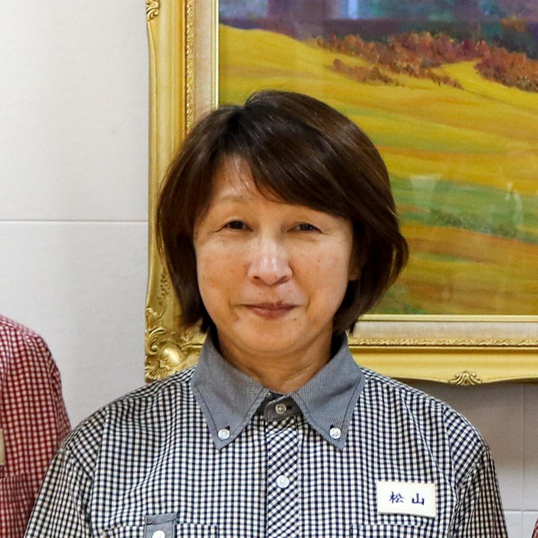 管理者の顔写真