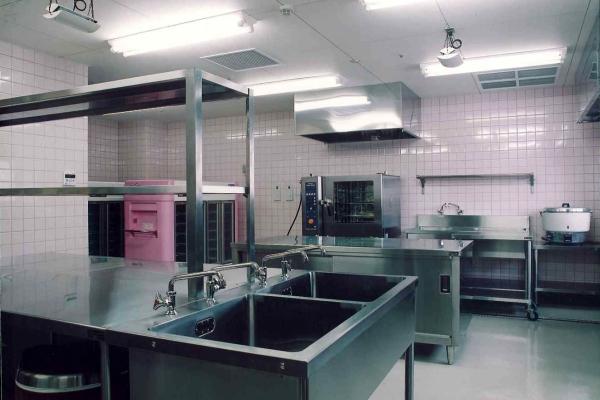 調理室の画像