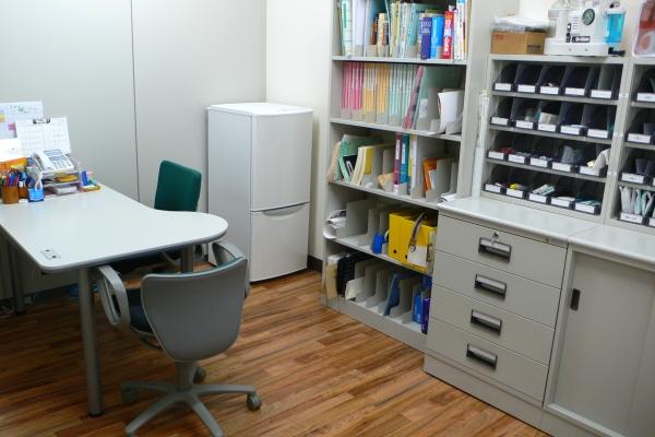 医療室の画像